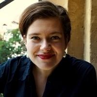 German Poet Nora Gomringer Public Reading