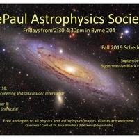 DePaul Astrophysics Society