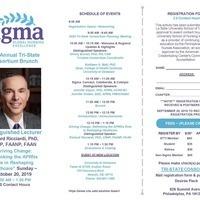 Sigma 33rd Annual Tri-State Consortium Brunch