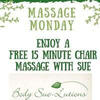 October Massage Monday