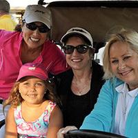 Tropical Beachside 15th Annual Charity Golf Tournament
