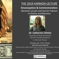 The 2019 Harmon Lecture