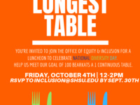 2nd Annual Longest Table Luncheon