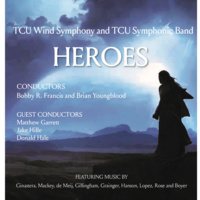 Ensemble Concert Series: TCU Wind Symphony and TCU Symphonic Band