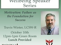 Community Wellbeing Speaker Series