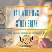 Fall Midterms Study Break