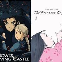 Anime Double Feature Free Film: Howl's Moving Castle (PG) & The Tale of the Princess Kaguya (PG)