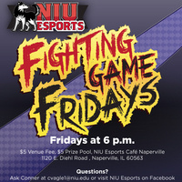 Fighting Game Fridays