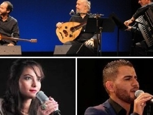 Dal'Ouna Ensemble from Palestine