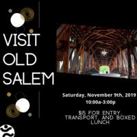 Visit Old Salem!