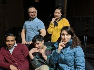 A++ Presents Level 999: Student Showcase - Asian American Comedy Show
