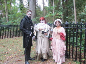 "Fall Festival & ""Mourning at the Manor"""