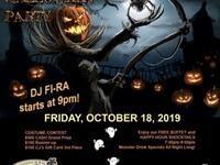 CJ's Fire Island Halloween Party