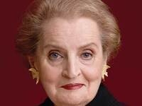 Difficult Conversations as a Catalyst for Change:  Madeleine Albright