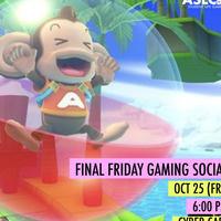 Final Friday Gaming Social