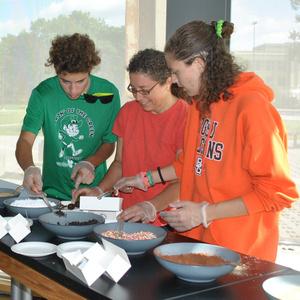 Halloween Treats at the Teaching Kitchen