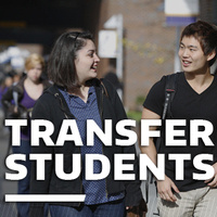 Transfer Group Advising Sessions - Three Day Event