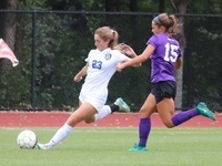 (Women's Soccer) Assumption vs. Bentley