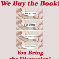 Academic Integrity Book Club: Cheating Lessons: Learning From Academic Dishonesty