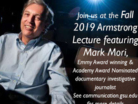 Fall 2019 John William Armstrong, Jr. Distinguished Lecture & Symposium