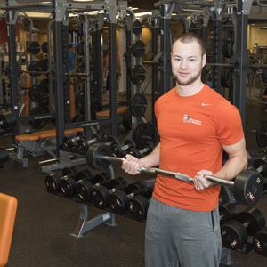 Learn to Lift Small Group Training Session Begins at the Student Recreation Center