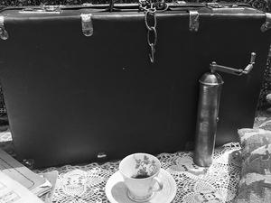 The Suitcase/Der Koffer