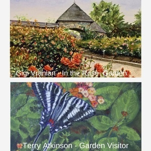 James River Art League Exhibits at Lewis Ginter Botanical Garden