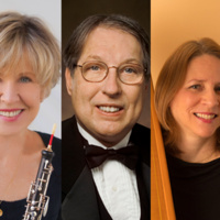 Faculty Recital: Andrea Ridilla, Jacquelyn Davis and Bill Albin