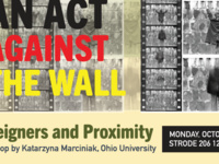 Act Against the Wall: Foreigners and Proximity