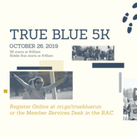 True Blue 5K/ Abbie's Adventure Race Registration