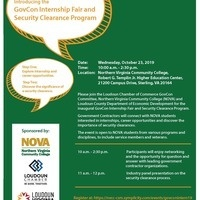 GovCon Internship Fair and Security Clearance Program