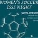 ISSS Night at CU Women's Soccer Game