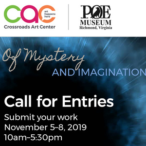 """Call for Entries - """"Of Mystery and Imagination"""""""