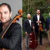 FIU Music Festival 2019: Amernet String Quartet with Cellist Julian Schwarz