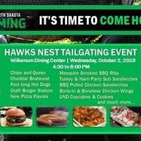 Hawks Nest Dinner