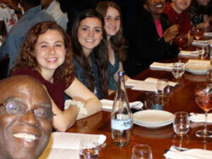 Let's Talk Africa! Lecture Series Kick-off Event: Round Table Discussion