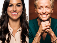 Alex Morgan & Megan Rapinoe: An Evening of Achievement