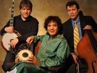 Béla Fleck, Zakir Hussain, Edgar Meyer: Trio's First Santa Barbara Appearance