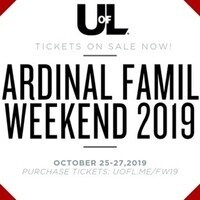 Cardinal Family Weekend 2019