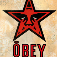 Exhibition opening | Shepard Fairey, Facing the Giant