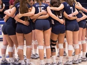 Pitt-Johnstown volleyball vs. Seton Hill
