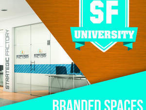 SF University Branded Spaces Event