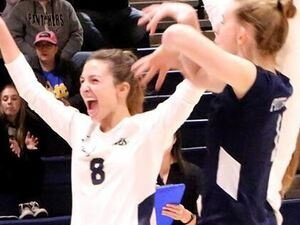 Pitt-Johnstown volleyball vs. Cal U