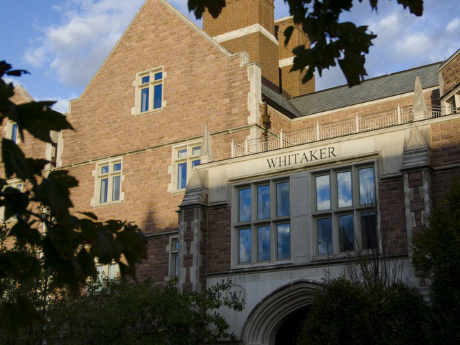 Uncas A. Whitaker Hall