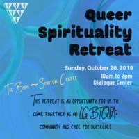 Queer Spirituality Retreat | Pride Center