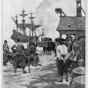 1619 - The Origins of Modern Virginia