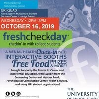 URI Fresh Check Day