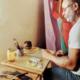 Trent Tomengo Painting Workshop