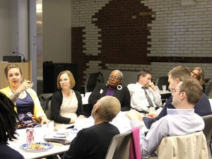 Pitch Partners: Community-Academic Partnerships Aimed at Cancer Health Equity