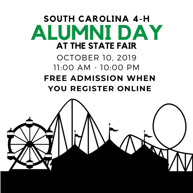 4-H Alumni Day at the SC State Fair